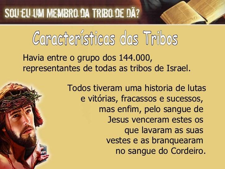 A TRIBO DE DÃ Slide 3