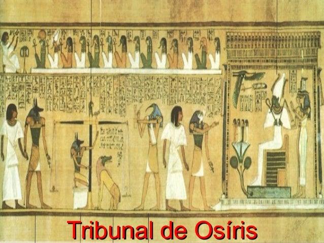 Tribunal de Osíris