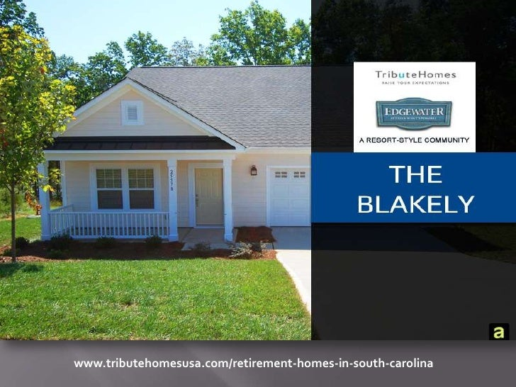 www.tributehomesusa.com/retirement-homes-in-south-carolina<br />