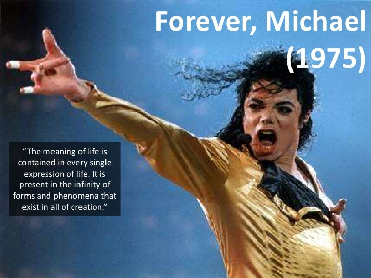 """Tribute  To  """"King of Pop"""""""