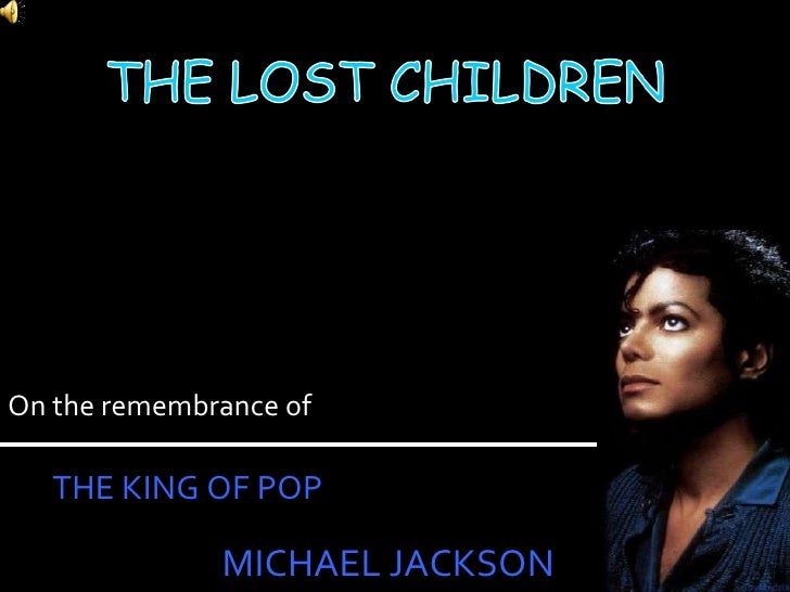 On the remembrance of  THE KING OF POP MICHAEL JACKSON