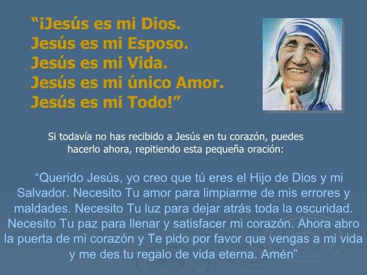 Tributo A La Madre Teresa De Calcuta