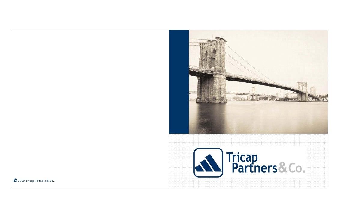 © 2009 Tricap Partners & Co.