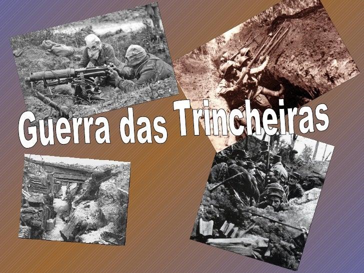 Guerra das Trincheiras