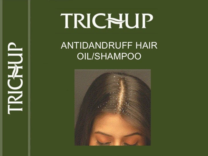 ANTIDANDRUFF HAIR   OIL/SHAMPOO