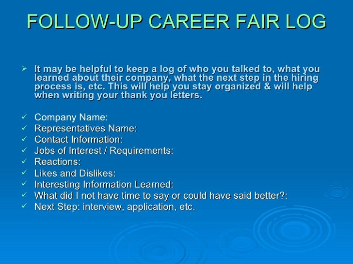job fair thank you email bunch ideas of sample general cover letter ...