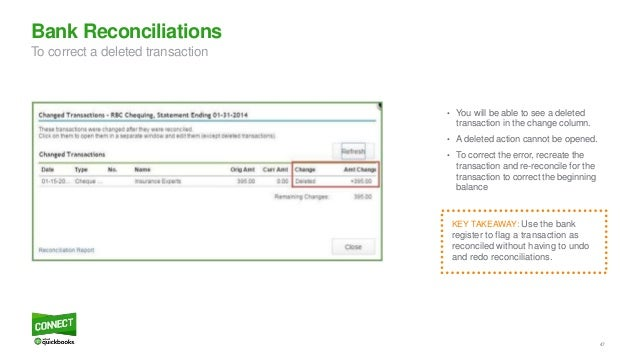 Tricky transactions in QuickBooks Online