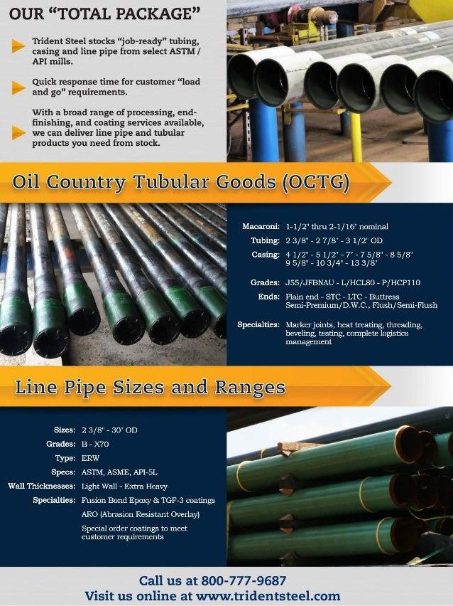 Trident Steel brochure, Bill Fields