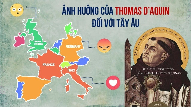 Ảnh hưởng của Thomas d'aquin đối với tây âu