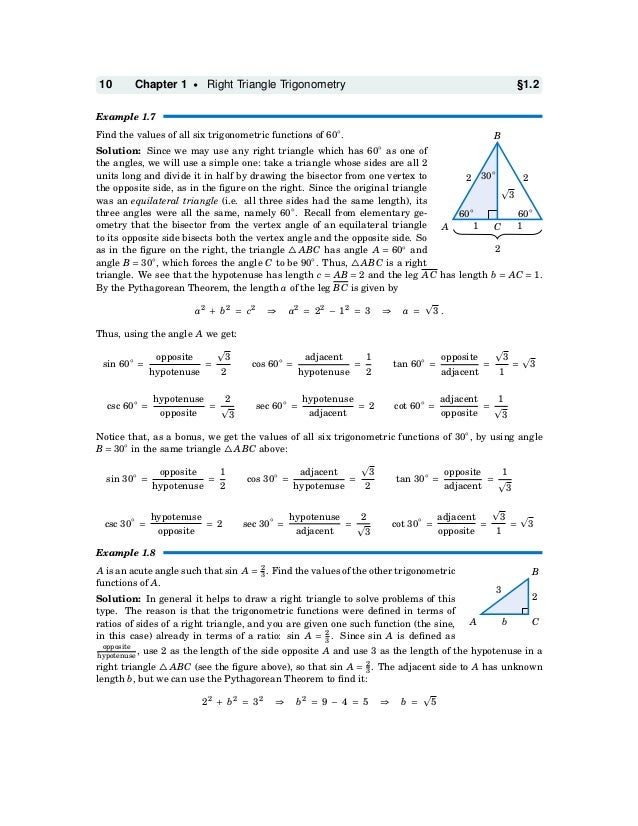 Trigonometry book 5 b p5 18 publicscrutiny Gallery