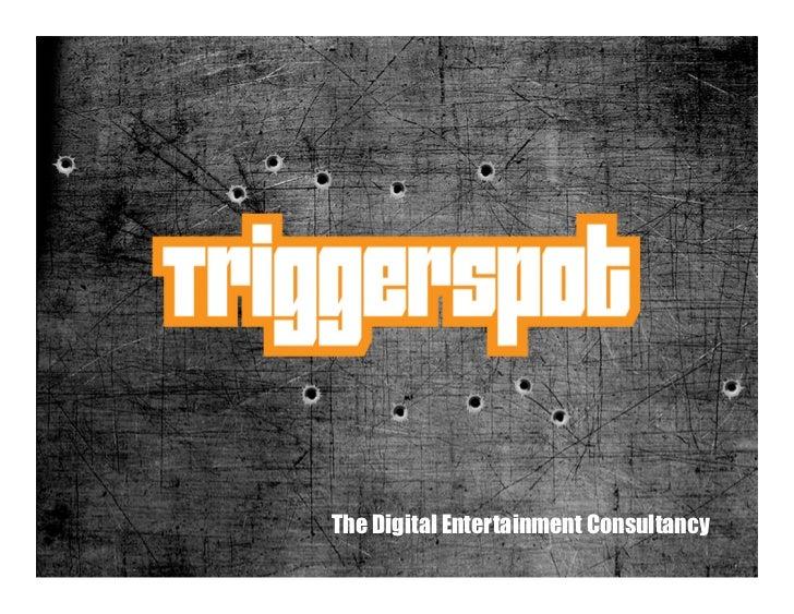 The Digital Entertainment Consultancy
