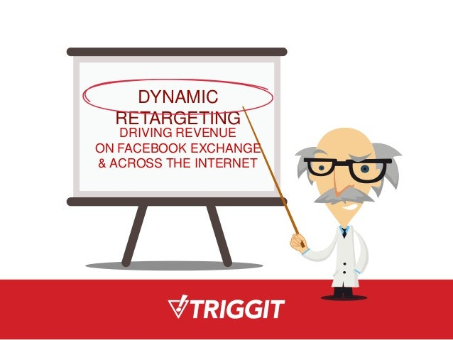 DYNAMIC RETARGETING DRIVING REVENUE ON FACEBOOK EXCHANGE & ACROSS THE INTERNET