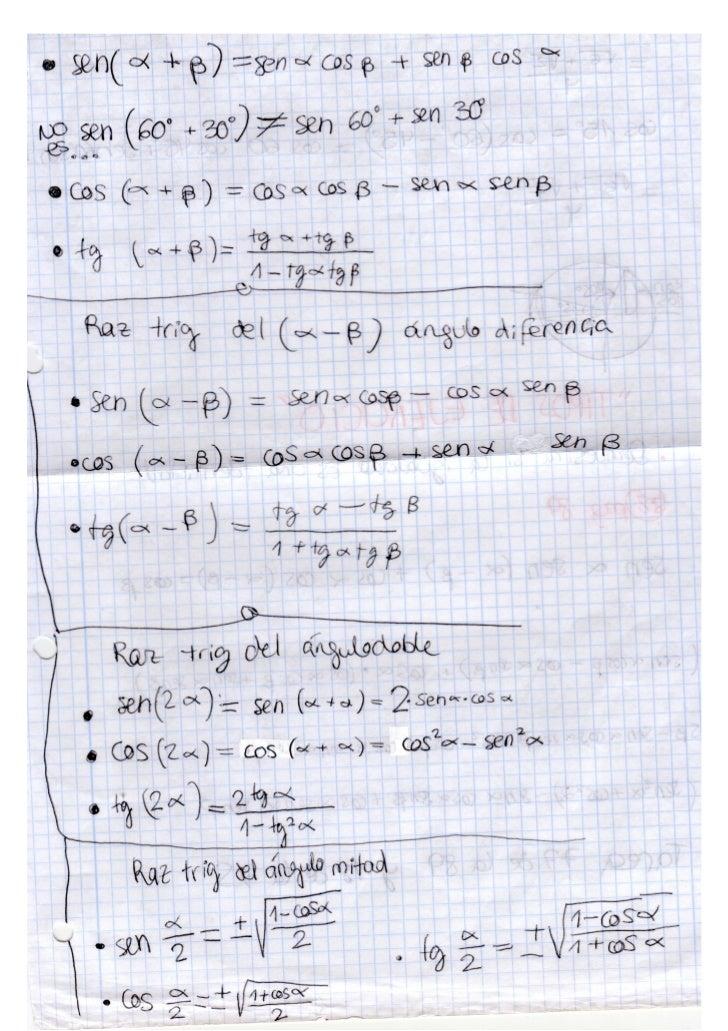 Trigonometria 1ero bach