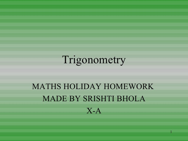 "trigonometry and submitted assignment Mathematics, trigonometry navedtra 14140 distribution statement a: approved for public release distribution is unlimited although the words ""he,"" ""him,"" and  submitting your assignments to have your assignments graded, you must be enrolled in the course with the nonresident."