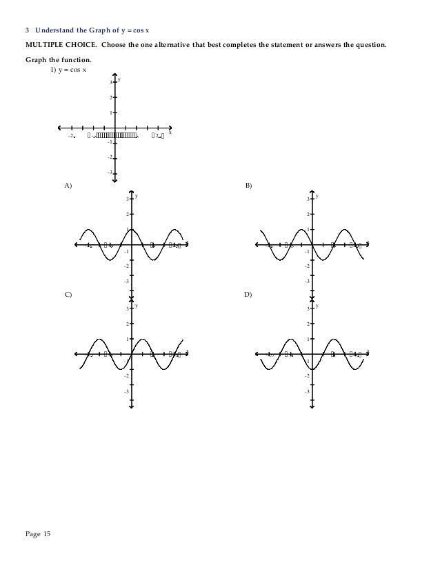 Trigonometry 2nd edition blitzer test bank 15 ccuart Choice Image