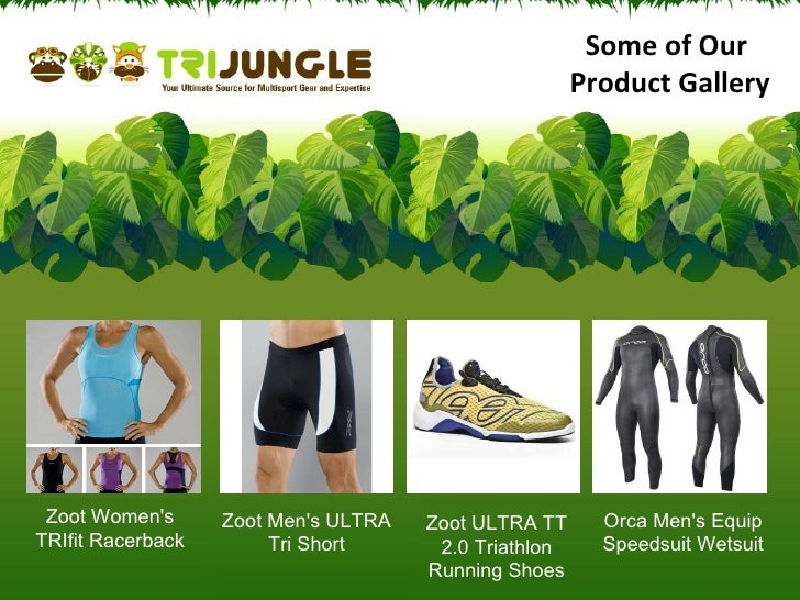 TriJungle Triathlon Clothing, Running Gear, Cycling & Swimming Equipm…
