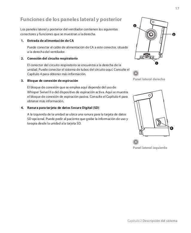 Ventilador Trilogy 100 manual