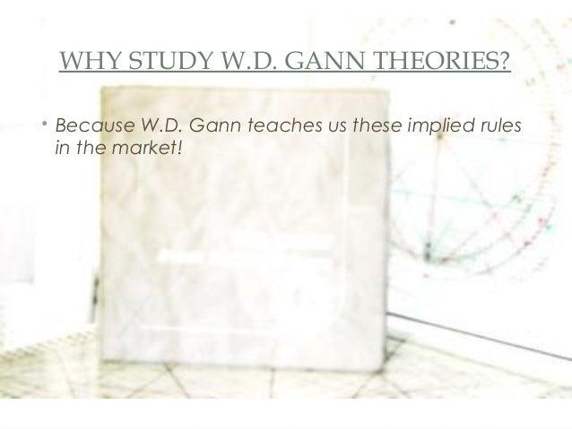 Gann trading strategies pdf