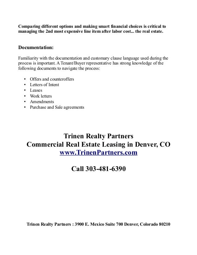 letter of intent commercial lease - Ideal.vistalist.co