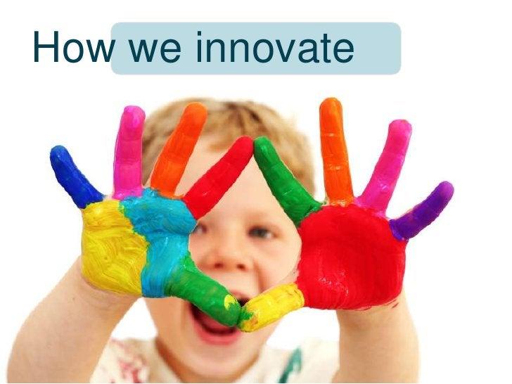 How we innovateTelefónica I+D