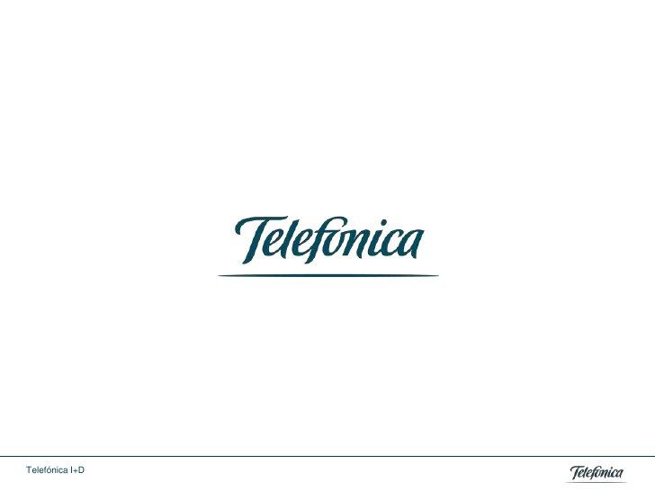 Telefónica I+D