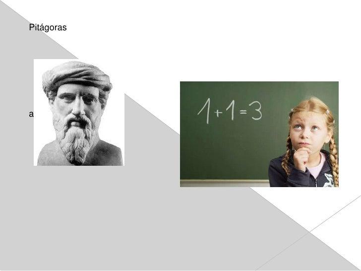 Pitágoras<br />a²= b² + c²<br />