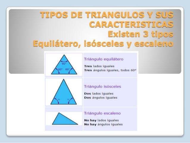 Tringulos isscelesyequilteros 1