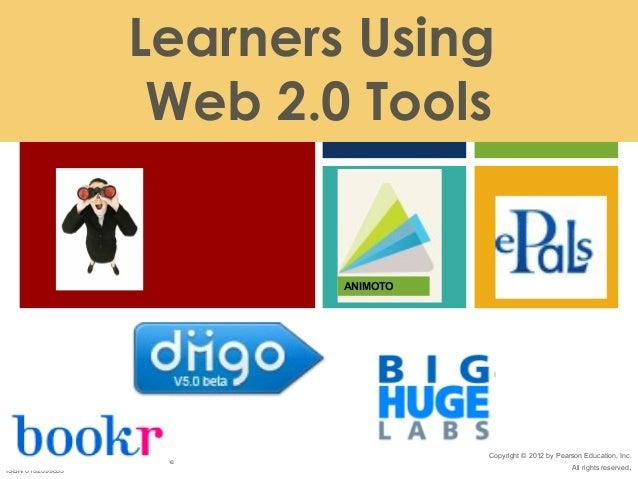 +                             Learners Using                                      Web 2.0 Tools                           ...