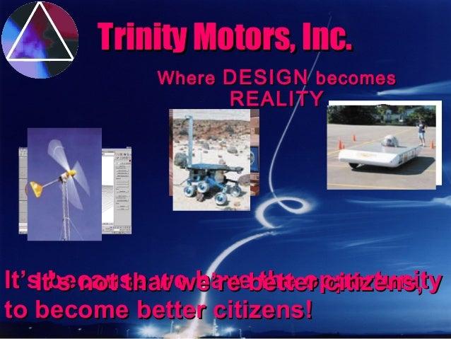 Trinity Motors Inc