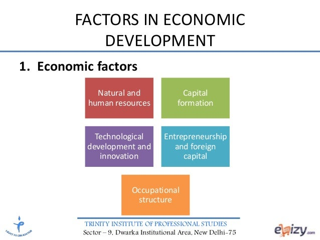 Natural Human And Capital Resources Are Factors Of