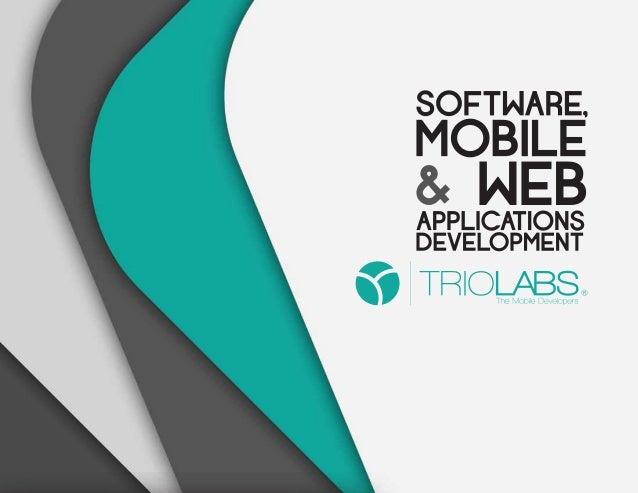 Somos una empresa de desarrollo de software con alto enfoque en el servicio. Nos especializamos en el desarrollo de sistem...