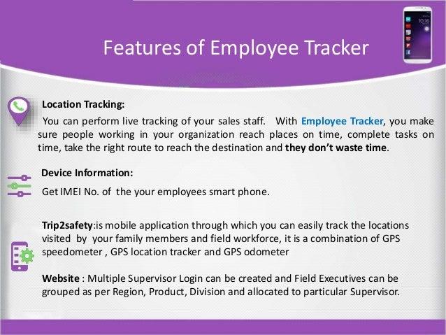 employee location tracker