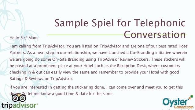Trip Advisor Hotels Co Branding Workflow Training Ppt Abridged