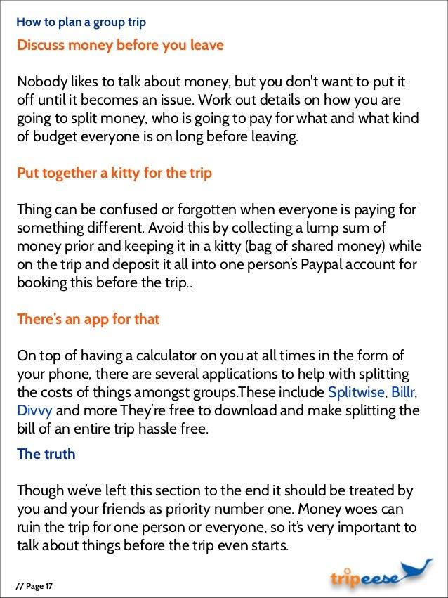 Lyric bluegrass song lyrics : Ebook Tripeese: How to Plan a Group Trip