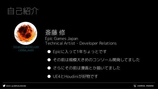 """コンテンツサンプルを楽しむ""""超""""初心者の為のNiagara Slide 2"""