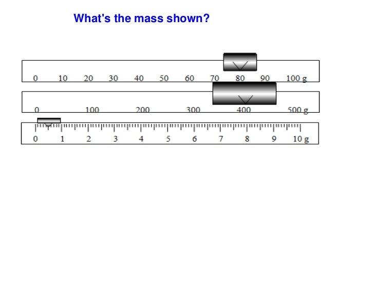 Science Basics Reading a Triple Beam Balance Worksheet Packet ...