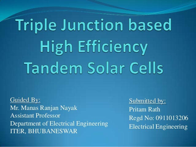 Submitted by: Pritam Rath Regd No: 0911013206 Electrical Engineering Guided By: Mr. Manas Ranjan Nayak Assistant Professor...