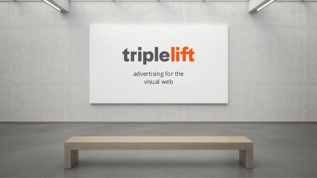 advertising for the visual web