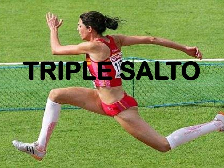 TRIPLE SALTO