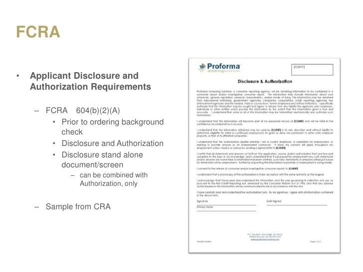 a triple threat to your employment background screening programfcra\u2022
