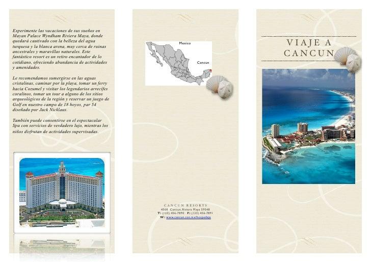Experimente las vacaciones de sus sueños en Mayan Palace Wyndham Riviera Maya, donde quedará cautivado con la belleza del ...