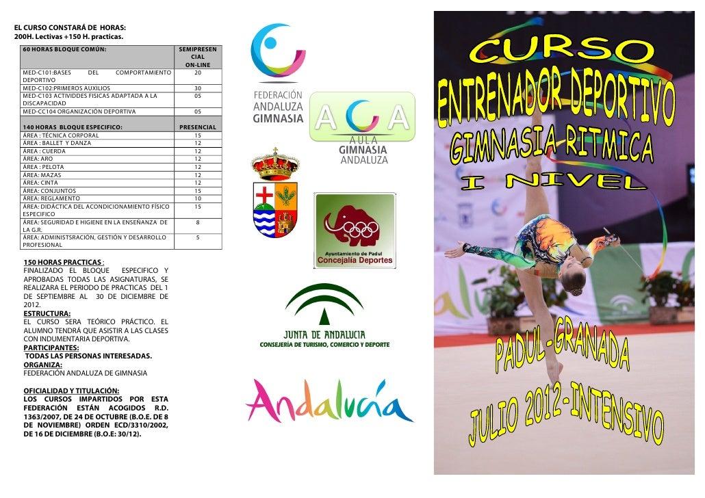 EL CURSO CONSTARÁ DE HORAS:200H. Lectivas +150 H. practicas.  60 HORAS BLOQUE COMÚN:                         SEMIPRESEN   ...