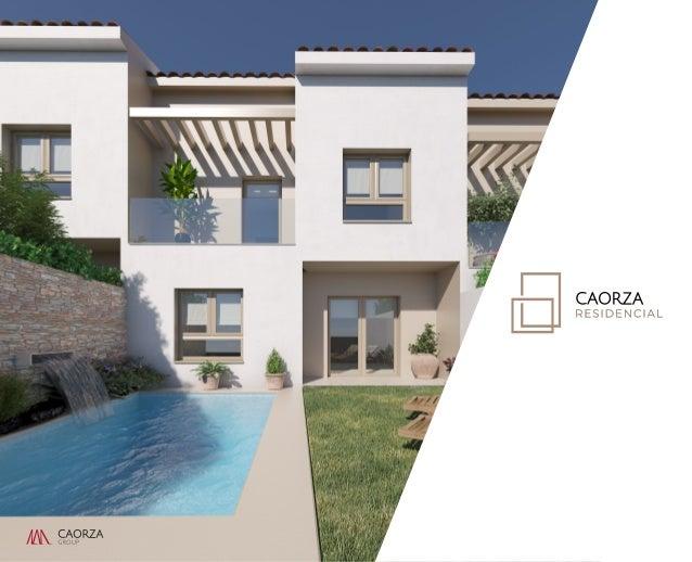 El residencial se compone de un conjunto de viviendas que se distribuyen en casas adosadas, pareadas, o independientes. Al...