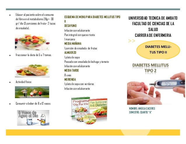 UNIVERSIDAD TECNICA DE AMBATO FACULTAD DE CIENCIAS DE LA SALUD CARRERA DE ENFERMERIA  Educar al paciente sobre el consumo...