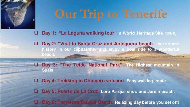 "Our Trip to Tenerife  Day 1: ""La Laguna walking tour"", a World Heritage Site town.  Day 2: ""Visit to Santa Cruz and Ante..."
