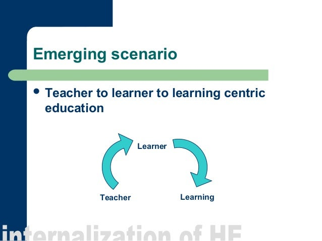 Internationalization of Higher Education: A Literature Review on Competency Approach