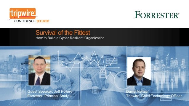 Survival of the Fittest: How to Build a Cyber Resilient Organization