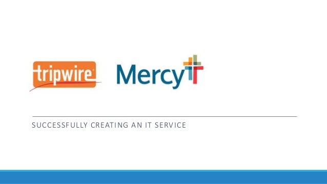Time for Your Compliance Check-Up: How Mercy Health Uses Tripwire to Pass Audits
