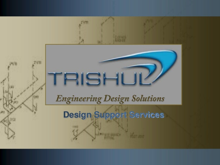 Design Support Services