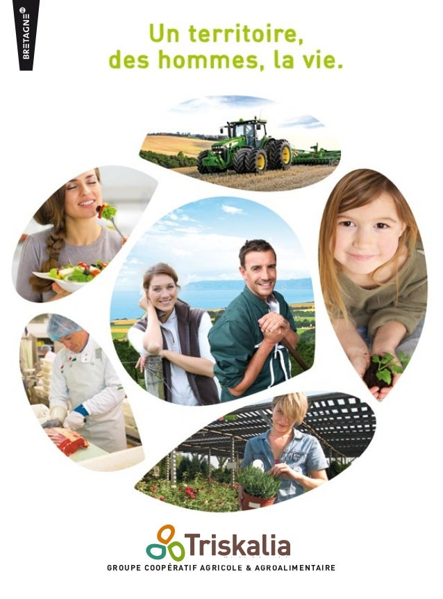 GROUPE COOPÉRATIF AGRICOLE & AGROALIMENTAIRE